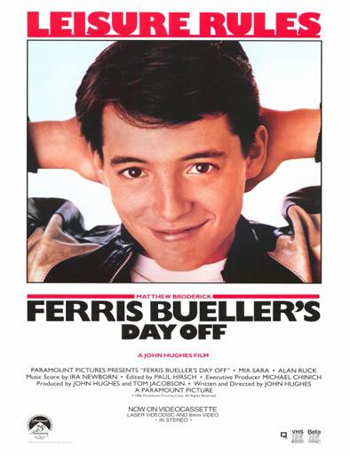 Ver Todo en un día (Ferris Bueller's Day Off) (1986) Online