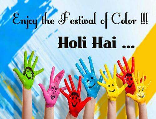 Holi Wishes Quotes SMS Greetings MSG in English