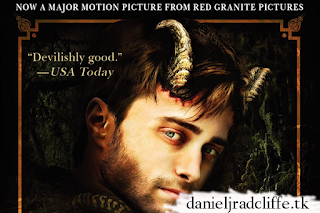Movie Tie-In edition of Horns