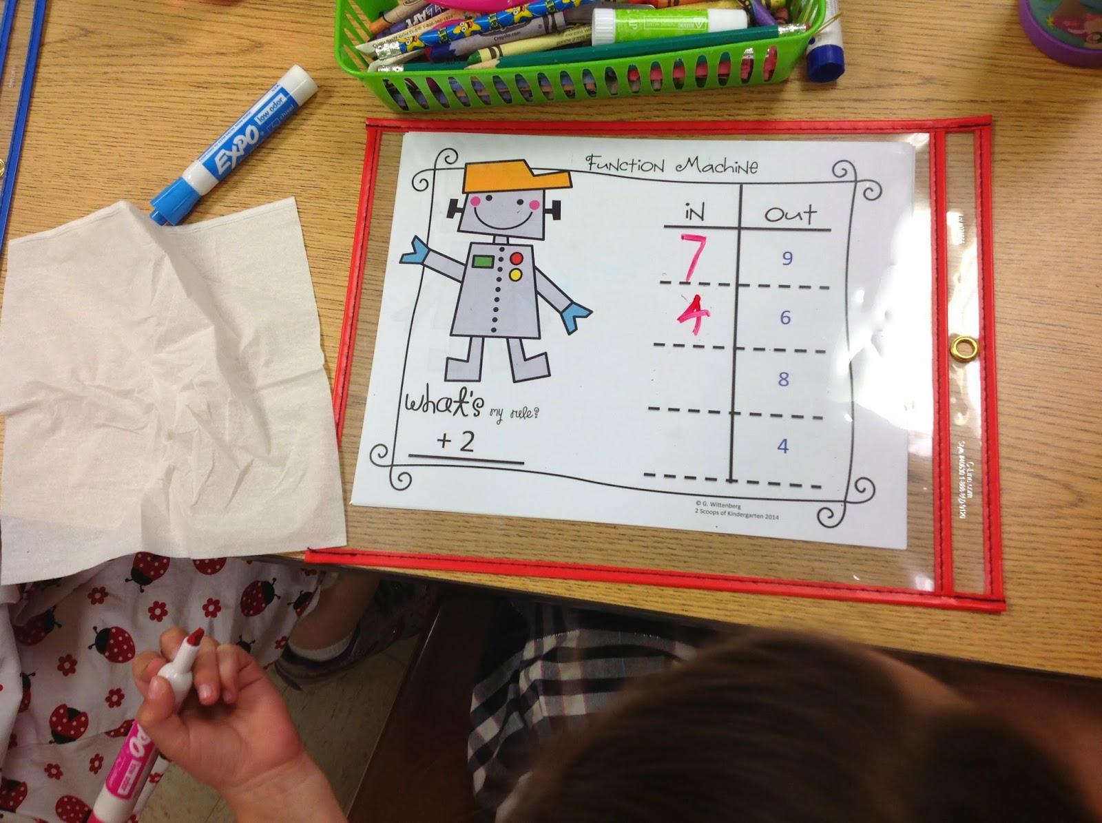 2 Scoops Of Kindergarten Educents
