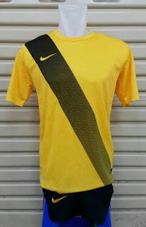 Jersey Setelan Futsal Nike Sash terbaru musim 2015/2016 warna kuning di enkosa sport toko online jersey bola terpercaya