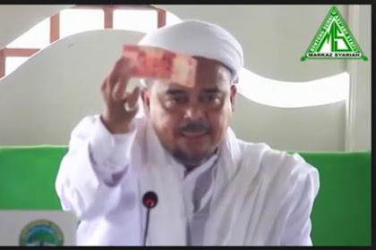 Rizieq Denied There was a Hammer Sickle in his Lectures Video