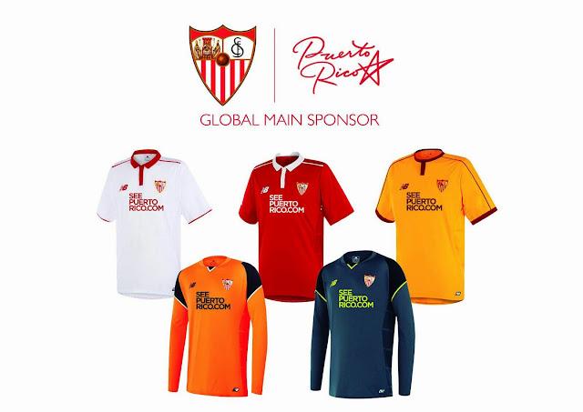 El Sevilla ingresará 7 millones de su nuevo sponsor