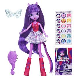 MLP Equestria Girls Original Series Single Twilight Sparkle Doll