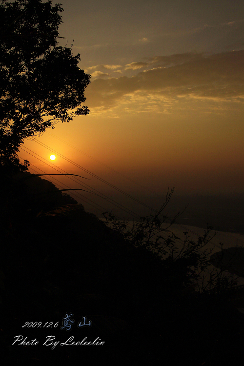 三峽最危險的夜拍攝影景點|三峽鳶山|登鳶山而小天下