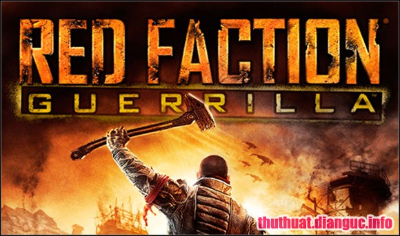 Download Game Red Faction: Guerrilla Full Cr@ck Fshare
