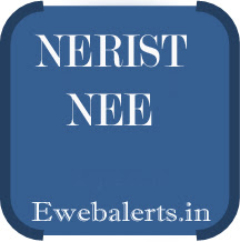 NERIST NEE Online Application Form