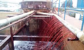 xử lý nước thải công nghiệp dệt nhuộm