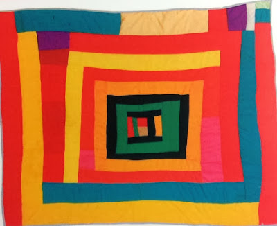Sunday Poem: The Quilts From Gee's bend By Alison Luterman