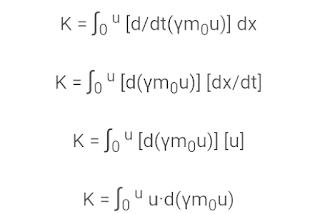 Calculo de la energia relativista