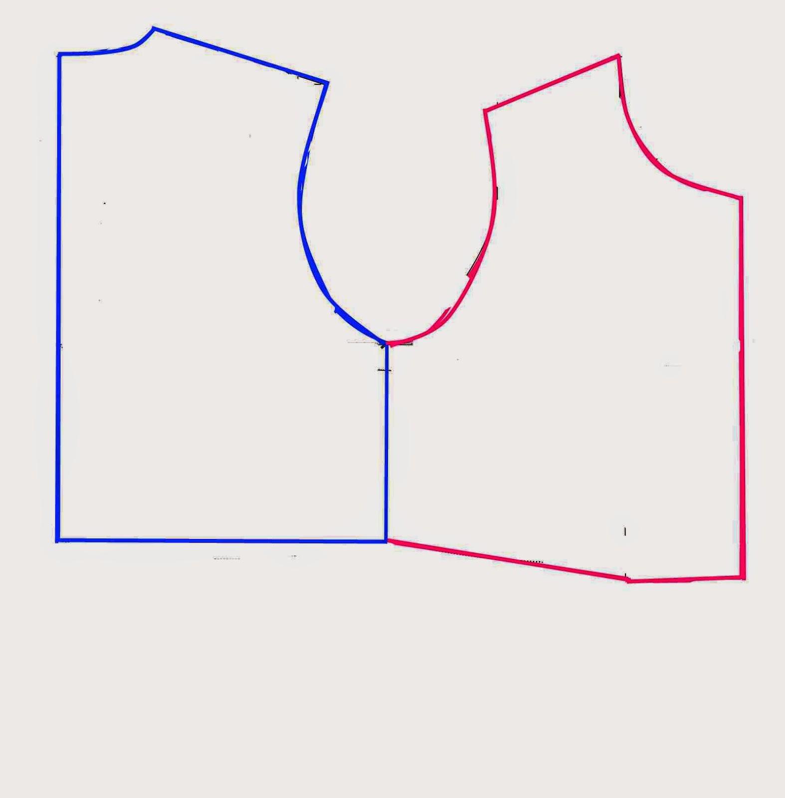Pola Baju Celana Kebaya Rok Safari Baju Dinas Baju