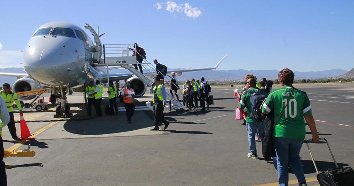 American Airlines Inicia Operaciones En Oaxaca Reporte Lobby