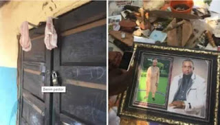 I Did Not Sleep with any Church Member's Wife, Edo state Pastor says, cries out, confesses