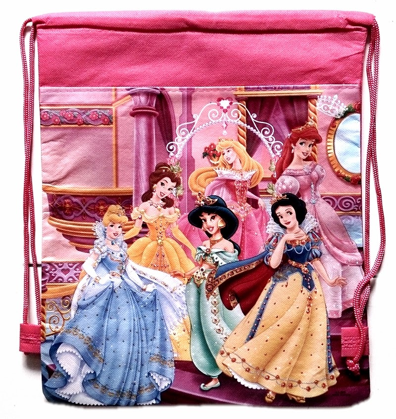 Buy Disney Princess Haversack Bags For Girls Birthday Party Return Gifts Online Cinderella Cheap At Discounts