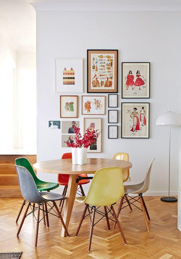 Cómo mezclar las sillas en el comedor | Ministry of Deco