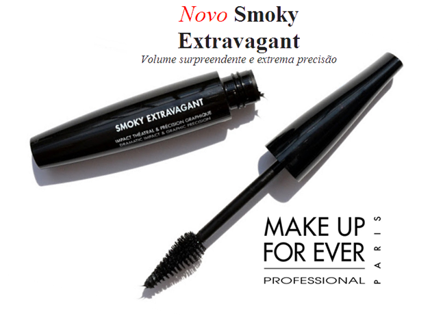 Máscara Smoky Extravagant: Make Up For Ever