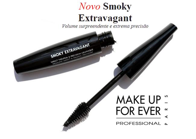Máscara Smoky Extravagant: Make Up For Ever