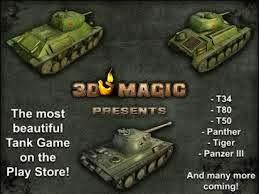 Game xe tăng Combat Tank cho cảm ứng