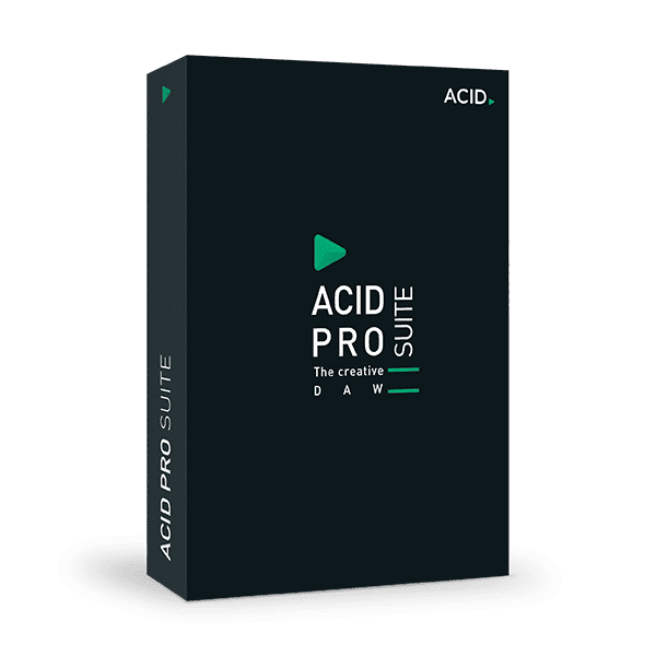 MAGIX ACID Pro Suite 10 v10.0.5.35 Full version