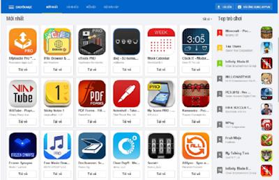 Tải Appvn 5.0 miễn phí về máy điện thoại Android 2