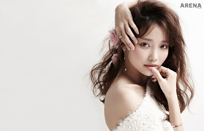 Ha Yeon Soo - Arena Homme Plus Magazine February 2016