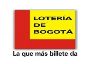 Lotería de Bogotá Jueves 7 de enero 2021