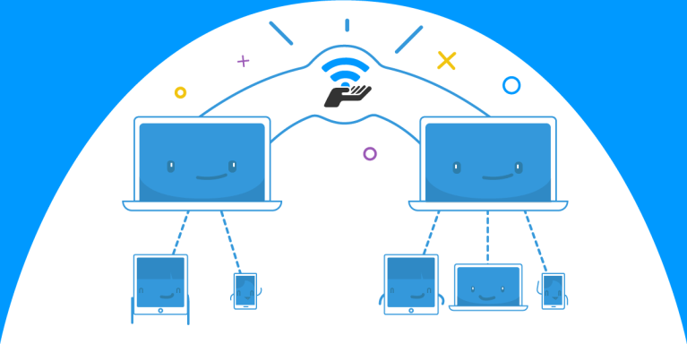 Features Of Connectify Hotspot