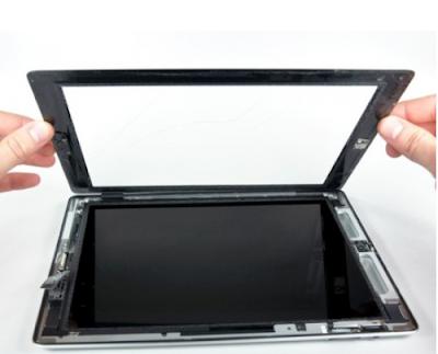 Huong dan thay man hinh iPad Mini