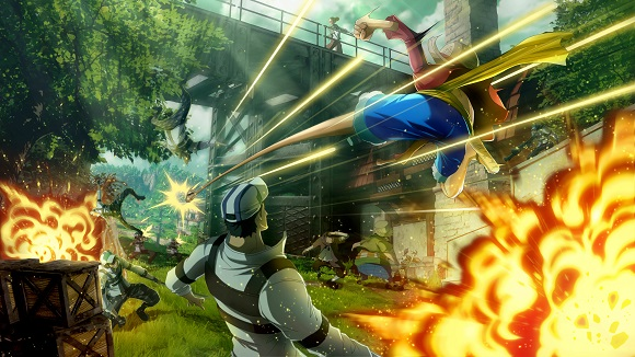 One Piece World Seeker Deluxe Edition Free Download