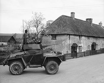 Guy Mk Ia Armoured Car 7 May 1941 worldwartwo.filminspector.com