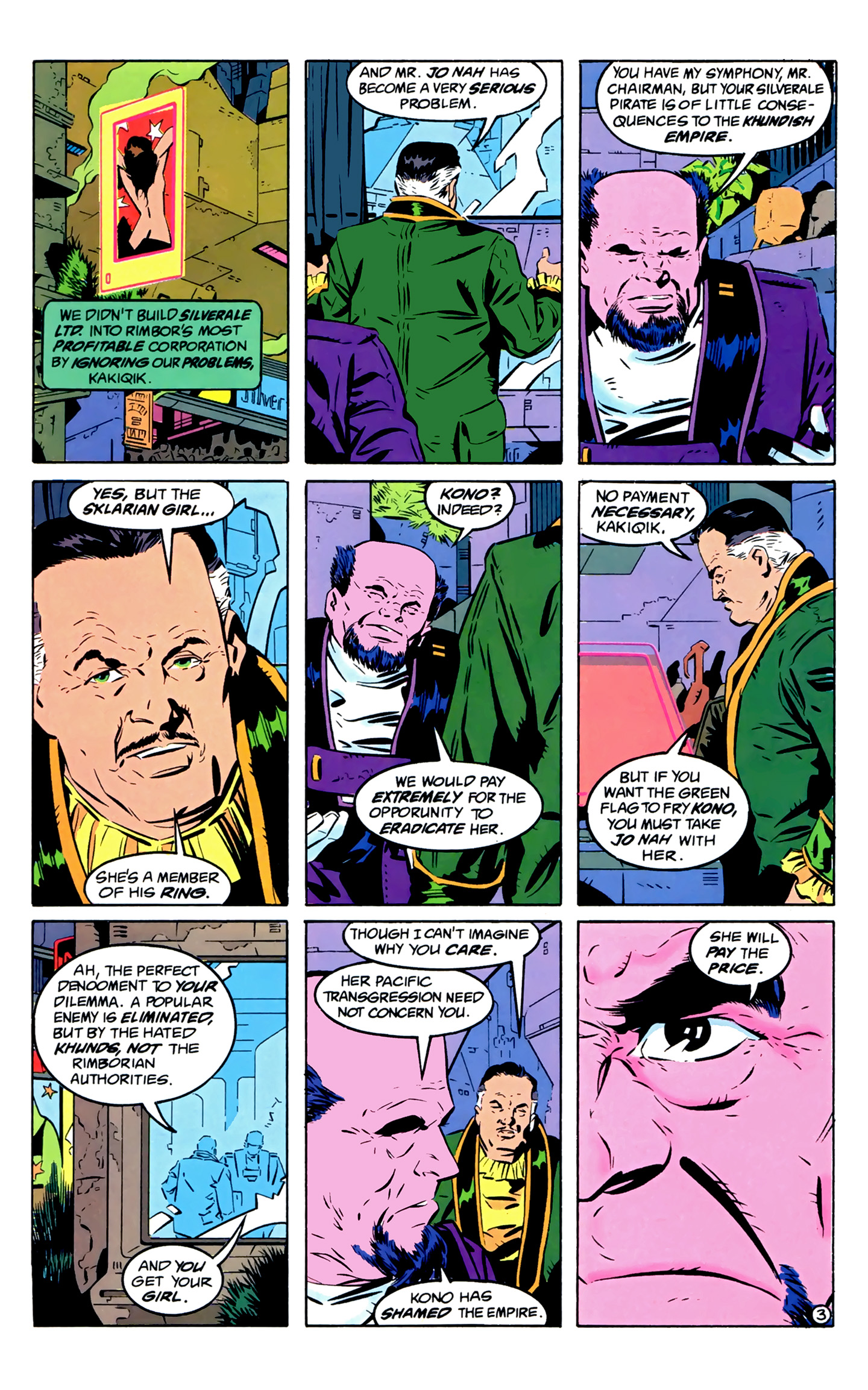 Legion of Super-Heroes (1989) 2 Page 4