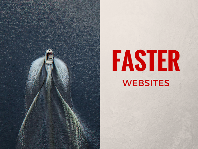 Tips to speed up your website