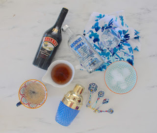 Receta: Espresso Martini con Baileys. www.soyunmix.com