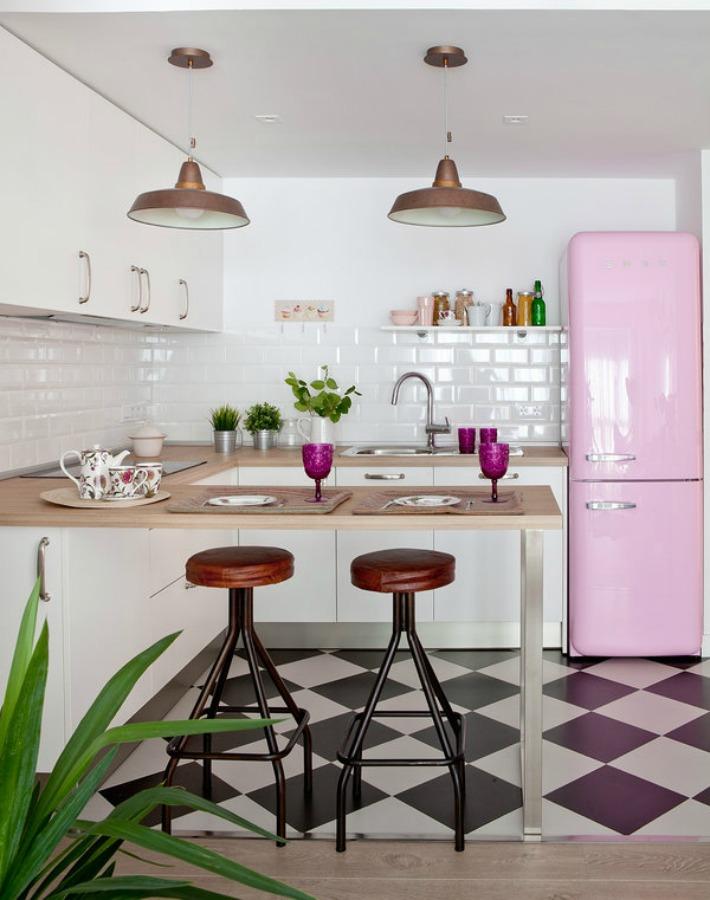 Decoraci n f cil 8 trucos para renovar la cocina sin for Como renovar una cocina sin obras