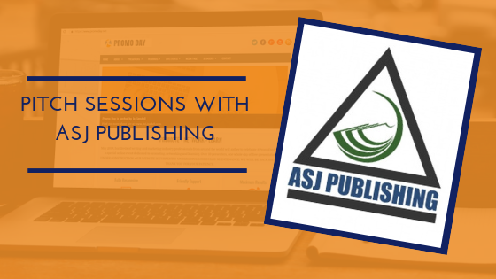 Pitch Sessions with ASJ Publishing