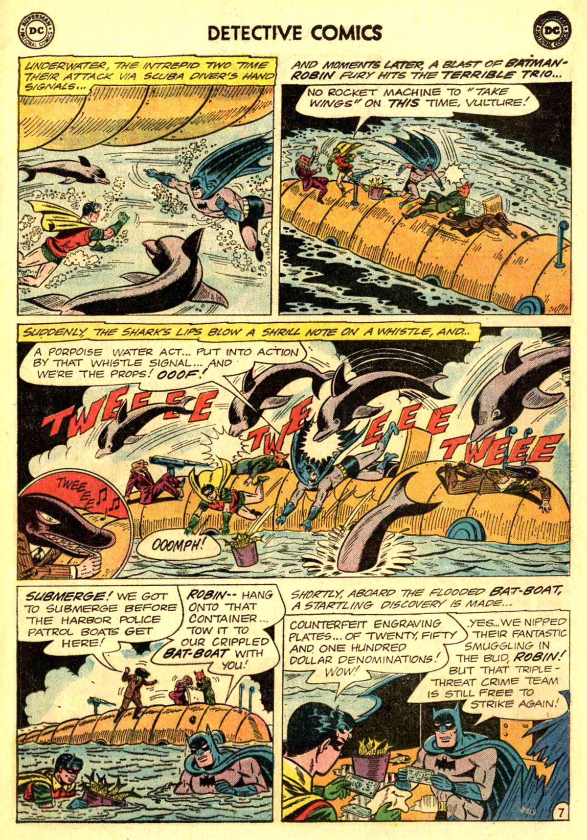 Detective Comics (1937) 321 Page 8