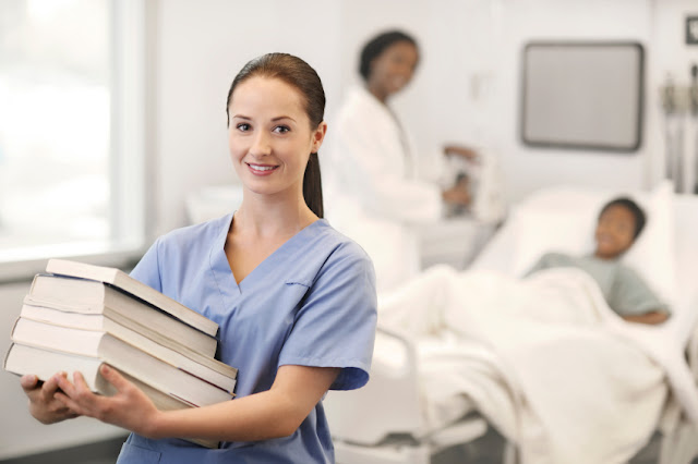 Nursing exams in USA