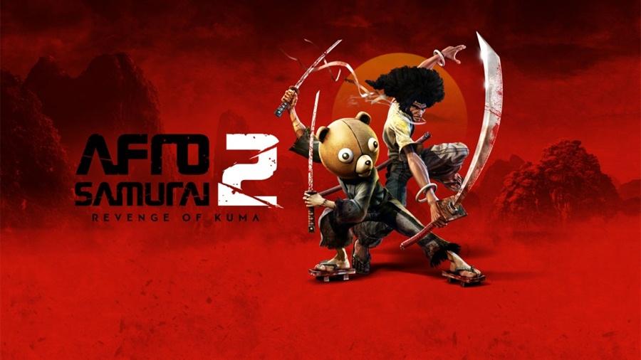 Afro Samurai 2 Revenge of Kuma Volume One Download Poster