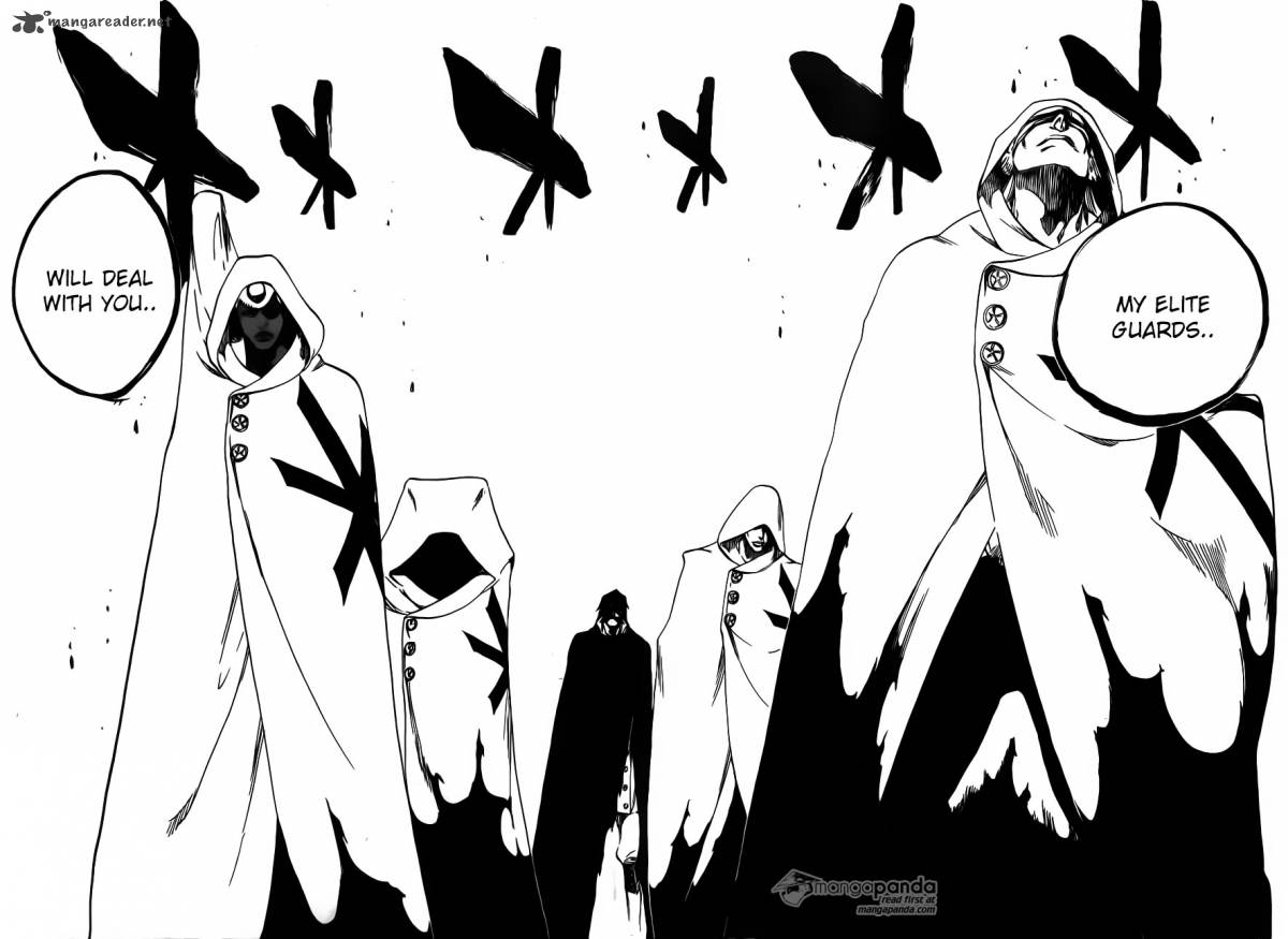 Bleach Ch 599: To Early To Win, To Late To Know
