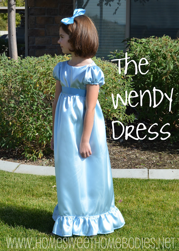 Costumes archives home sweet homebodies a wendy dress solutioingenieria Images