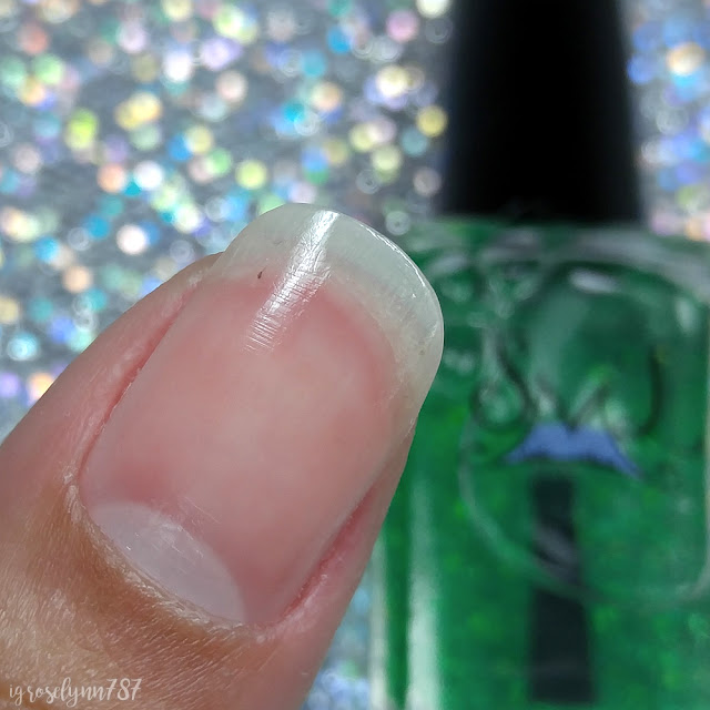 Smokey Mountain Lacquers - Base Coat