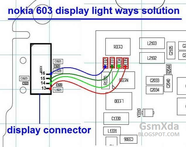 Nokia 603 Display Light Ways Solution    Gsm Helpful