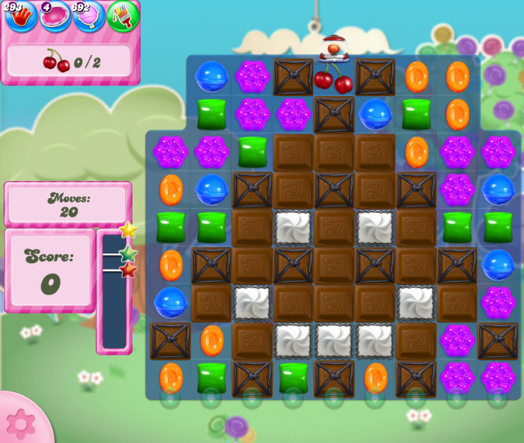 Candy Crush Saga level 2794