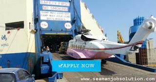 Job On Car Carrier Ship