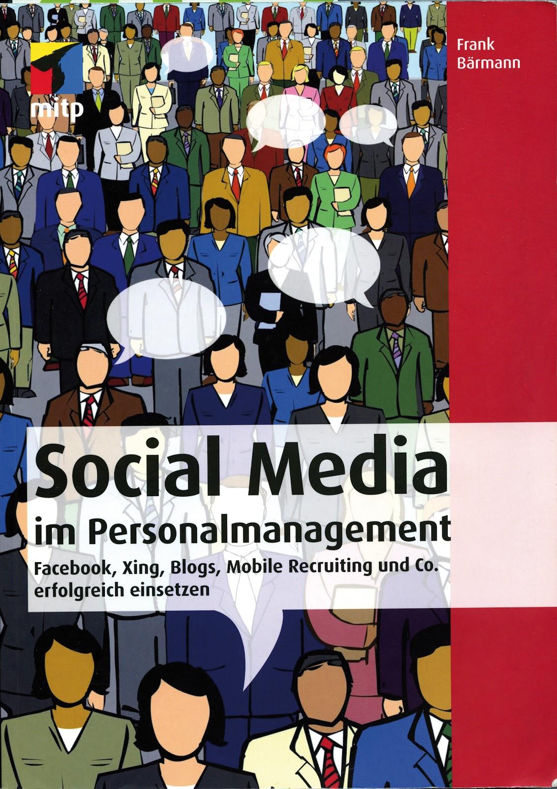 Buchkritik: Social Media im Personalmanagement
