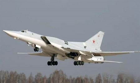Новый бомбардировщик-ракетоносец Ту-22М3М