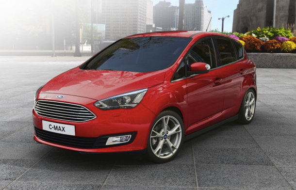 2017 Ford C-Max Energi Plug-In Hybrid Review