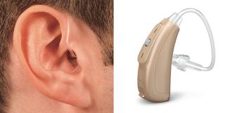 Discrete Hearing Aids
