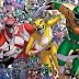 Equipes de Power Rangers se encontram em gigantesco crossover nos quadrinhos