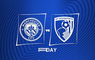 Manchester City vs Bournemouth – Highlights